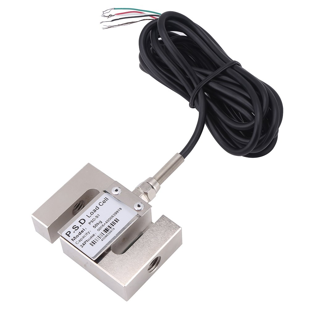 50//100// 300//2000 KG 50kg Load Cell Weight Sensor PSD-S1 S Type Load Sensor for Electronic Kitchen Scale