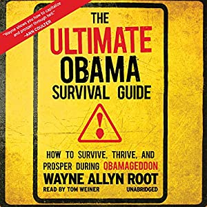 The Ultimate Obama Survival Guide Audiobook