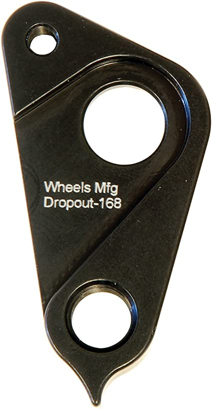 Rear Index Derailleur Hanger Derailleur Dropout Black Nut and Bolt Shimano Sram