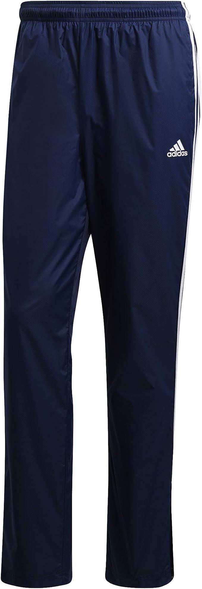adidas ESS 3s Wvn Pantalón, Hombre: Amazon.es: Ropa y accesorios
