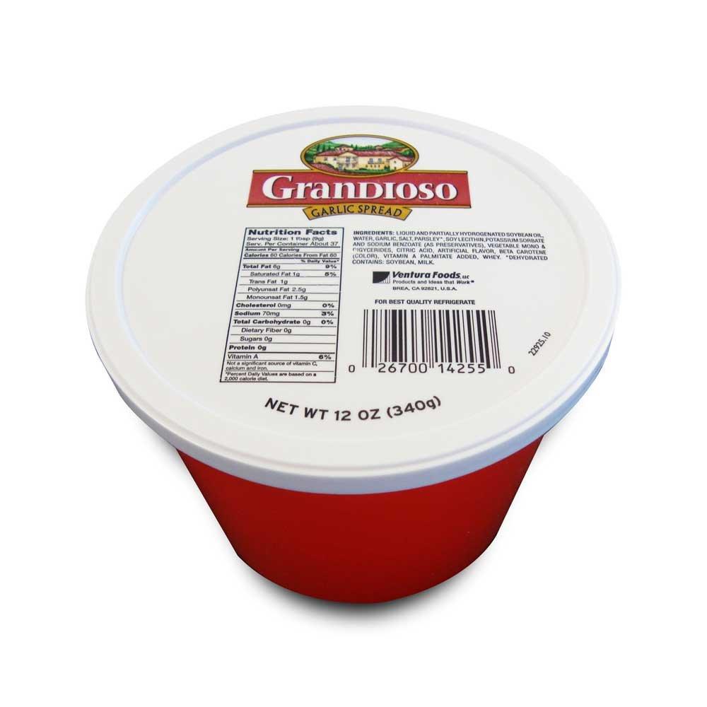 Ventura Foods Gold N Sweet Liquid Margarine, 1 Gallon -- 6 per case.