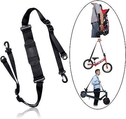 HUGEE Dragonne pour Scooter Portable Main Sangles pour Scooter /Électrique Xiaomi Mijia M365,Bandage pour Poign/ées de Transport /économe en Main-d/œuvre pour Ninebot Segway ES1 ES2 ES3 ES4