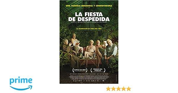 Fiesta de despedida [DVD]: Amazon.es: Zeev Revach, Aliza Rosen, Levana Finkelstein, Raffi Tavor, Ilan Dar, Yosef Carmon, Hilla Sarjon, Tal Granit, ...