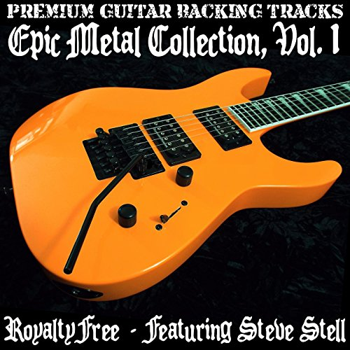 Epic Metal Collection, Vol. 1 (Royalty Free) ()