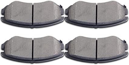2005 2006 2007 2008 For Kia Sportage Front Semi Metallic Brake Pads