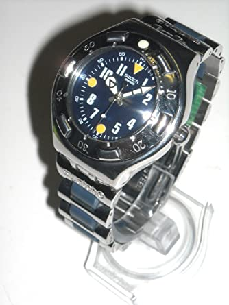 Swatch Irony Scuba Substance Swiss Quartz Watch