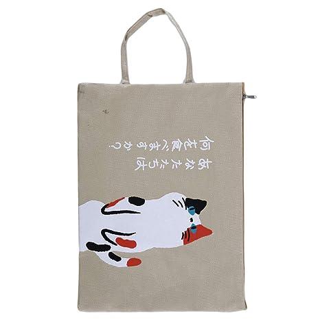 Amazon.com: EH-LIFE - Bolso de papel para gatos (tamaño A4 ...