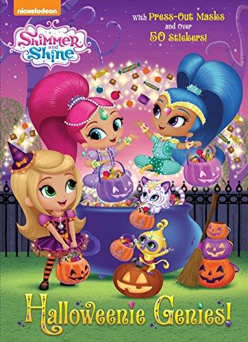 Halloweenie Genies! (Shimmer and Shine) ()