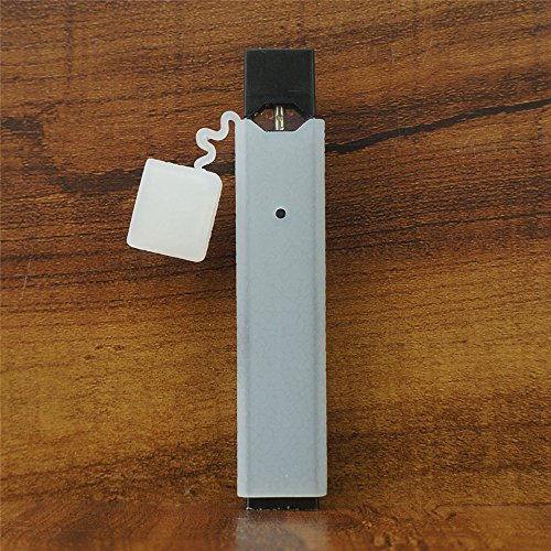 ModShield for JUUL Silicone Case ByJojo Protective Cover Shield Wrap Skin (Clear Opaque)