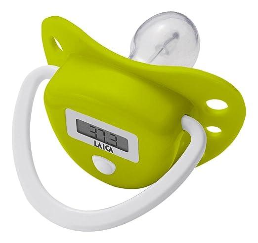 6 opinioni per Laica- Ciuccio con termometro digitale