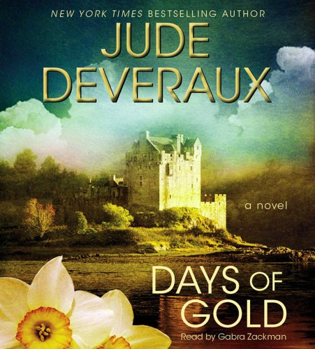 Days of Gold: A Novel (Edilean) by Simon & Schuster Audio