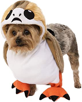 Horror-Shop Disfraz de Perro Star Wars PORG L: Amazon.es: Juguetes ...