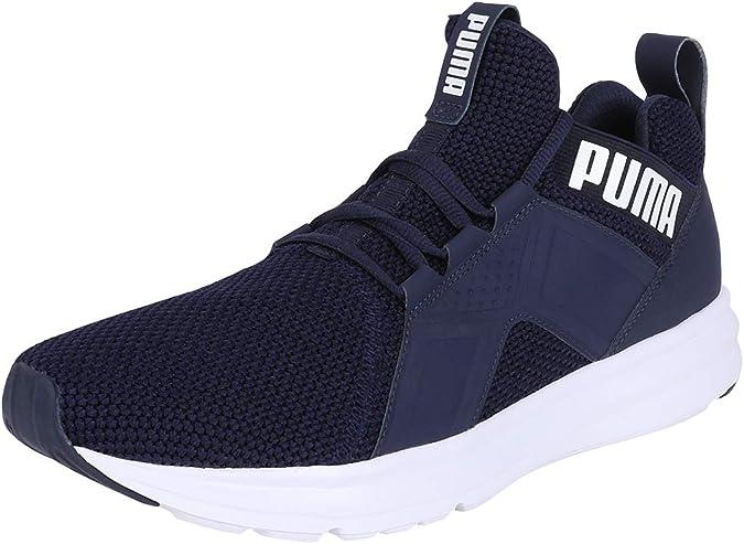 PUMA Enzo Weave, Zapatillas de Entrenamiento para Hombre: Amazon.es: Zapatos y complementos