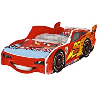 GLOBAL Zig Zag Lightning McQueen Cama infantil diseño