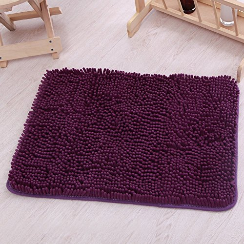 DIDIDD Waterproof Nonlip Mats Bathroom Toilet Hall Entrance Door Pedal,N,120X160Cm(47X63Inch) by DIDIDD