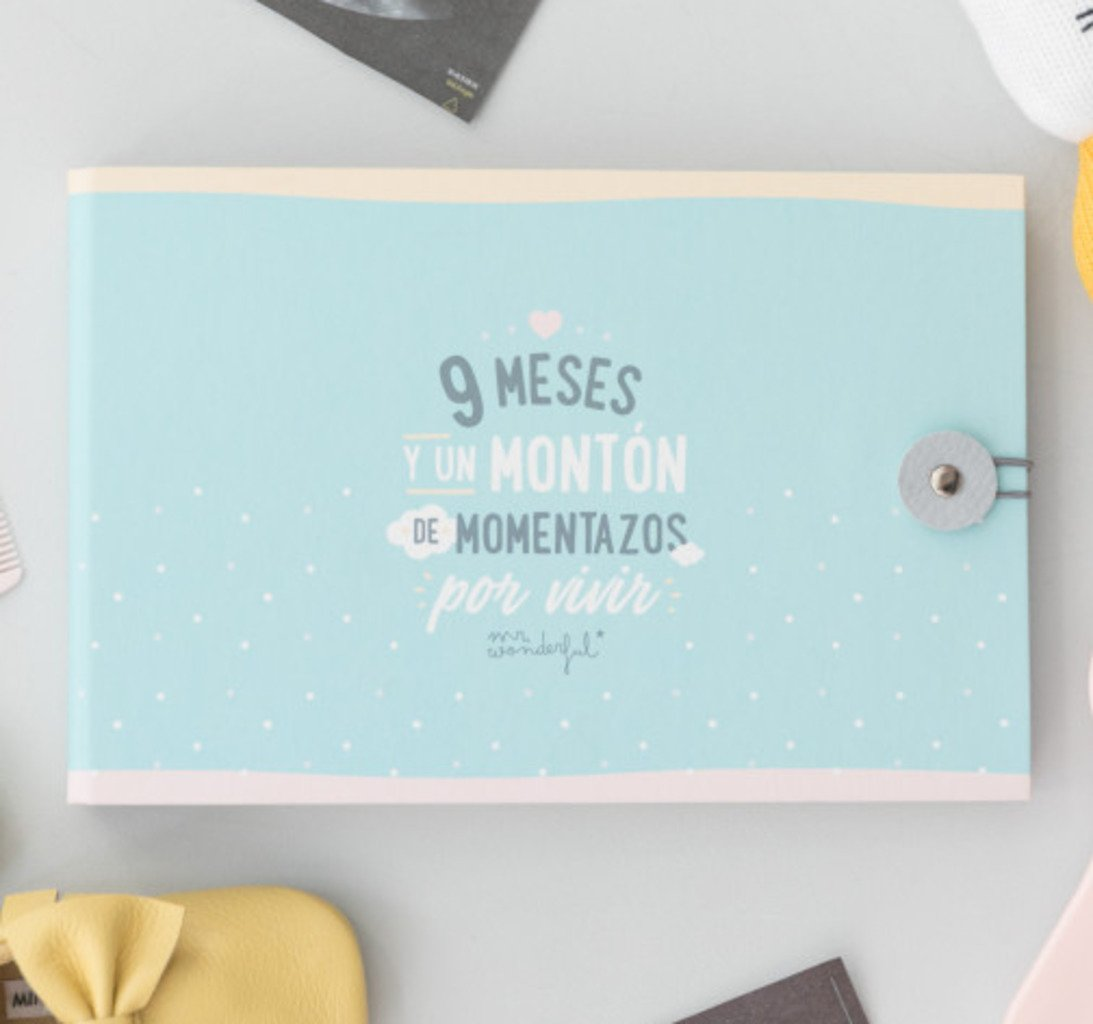 Mr. Wonderful woa09123es Album – 9 Months 8435460733960