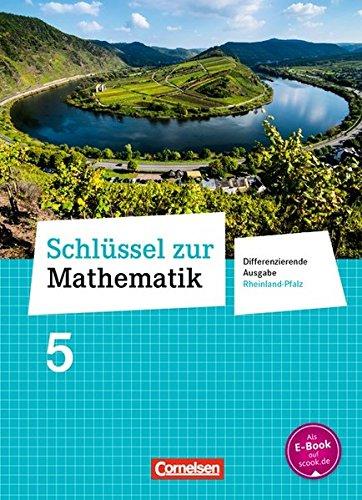Schlüssel zur Mathematik - Differenzierende Ausgabe Rheinland-Pfalz: 5. Schuljahr - Schülerbuch