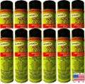 12 Cans of Polymat 777 Foam Speaker Box Carpet Car Auto Liner and Fabric Spray Glue Adhesive by Polymat