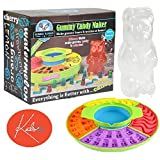 Gummy Candy Maker Set With Electric Heated Gelatin Pot And Molds For Gummy Worms, Bears, Fish, Candy, Kids, Gifts, Parties, Party Favors, Parents, Fun And Birthdays -By Kidsco
