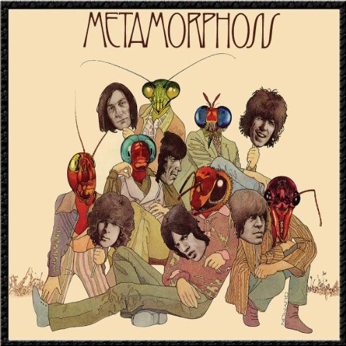 Metamorphosis Mini Sleeve Rolling Stones