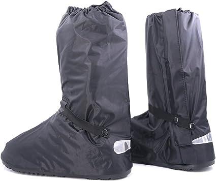 Amazon.com: Traje negro de hombre Hilitchi impermeable para ...