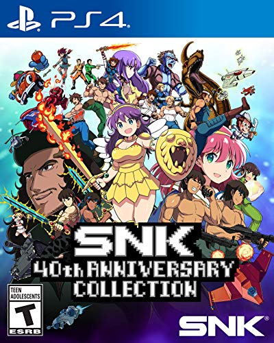 SNK 40th Anniversary Collection - PlayStation 4 ()