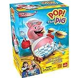 Goliath Games Gog-30546.604 LLC Pop The Pig, 30546 (6 Piece)