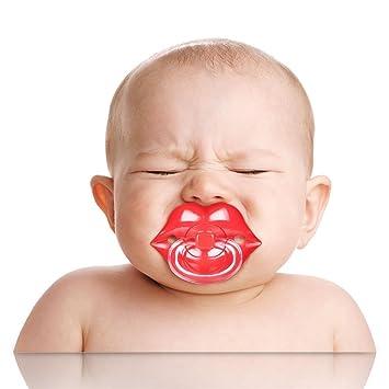 Chupete Chupete de labios Labios nuckel grosor labio nuckel ...