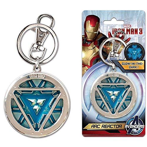 iron man arc reactor keychain - 6