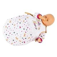 Smoby - 220307 - Baby Nurse - Turbulette pour Poupon
