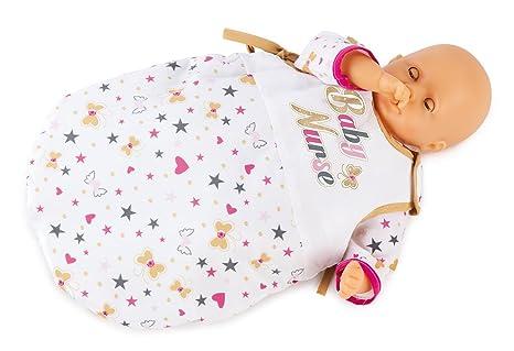 Smoby - 220307 - Baby Nurse - Turbulette pour Poupon  Amazon.fr ... 04568ef1cbc
