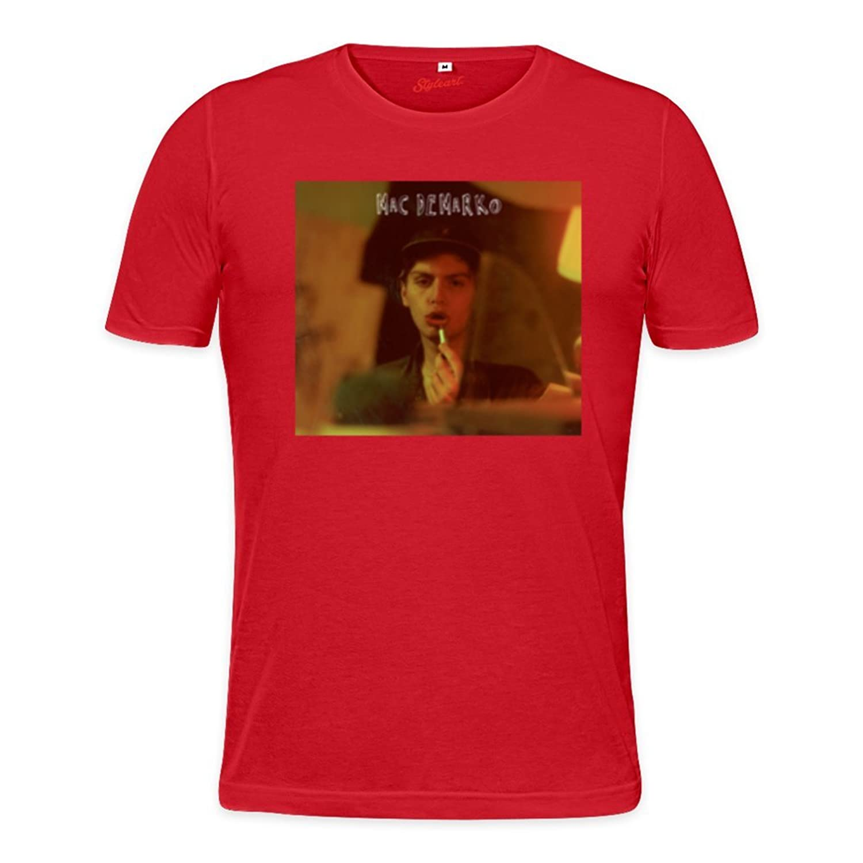 mac demarco unisex t shirt amazon co uk clothing