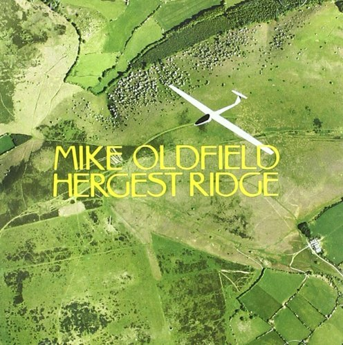CD : Mike Oldfield - Hergest Ridge (CD)