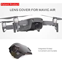 Mavic Air Gimbal Cover, Sunnylife PTZ Dust-Proof / Scratch-Proof / Bump-Proof 3D Sensor System Screen Camera Integrated Fly More Lens Protective Cover for DJI Mavic Air