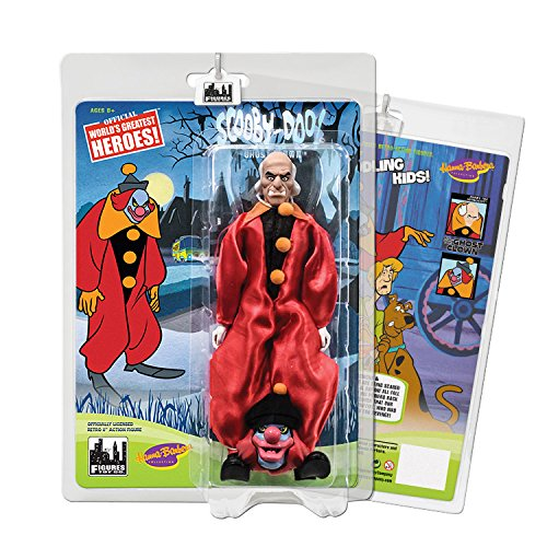 nch Action Figures Series One: Ghost Clown ()