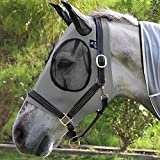 Professional`S Choice Comfort Fit Fly Mask HORSE Pink