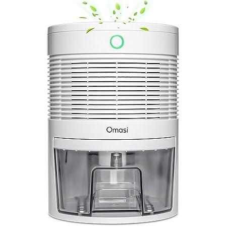 Déshumidificateur Electrique Omasi 600ml d\'air Deshumidificateurs  Absorbeurs d Humidite Réservoir d\'eau Mini Portable Dehumidifier pour la  Maison, ...