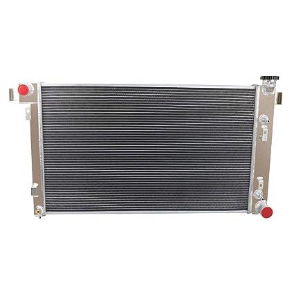3 ROW Aluminum Radiator FOR Dodge Ram 1500 2500 3500 3.9 V6//5.9 5.2 V8 1994-2001