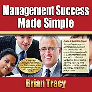 Management Success Made Simple Hörbuch