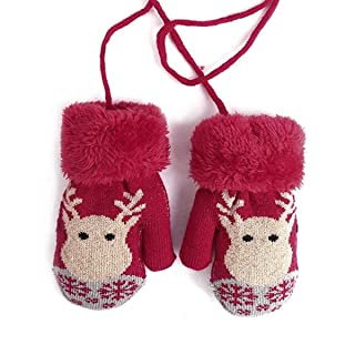 Koly/® Newborn Baby Boys Girls Infant Soft Cotton Handguard Anti Scratch Mittens Gloves