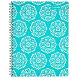 Mead Organizher Monthly Planner, Undated, 7-1/2'' x 9-1/2'', Design Will Vary (47012)