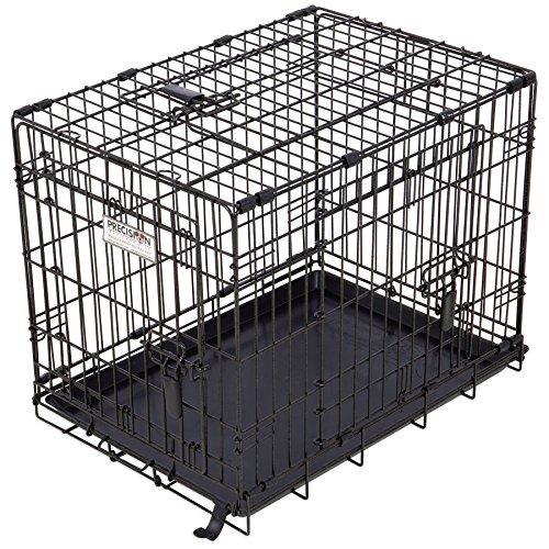 (Petmate Triple-Door Great Crate Elite, by Precision)