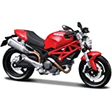 Maisto 1:12 Bikes (Colors and Design May Vary)