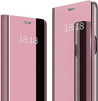 WUFONG Funda para Samsung Galaxy A70,Funda de Cristal para ...
