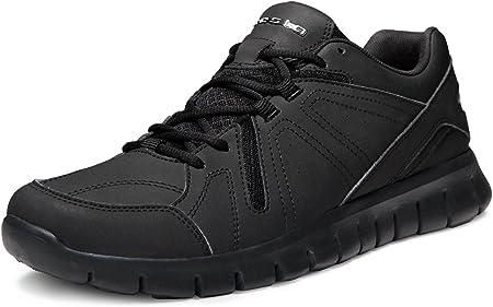 Tesla X800 - Zapatillas de running para hombre (ligeras), Men 8.5 ...