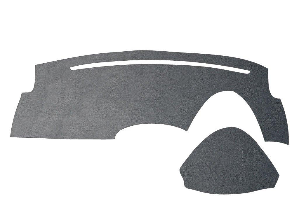 BMS(ビーエムエス) レザーダッシュマット ブラック/トヨタ ハリアー 30系 H15/02 ~ LDM-T17-BK B00825FEHY ハリアー 30系