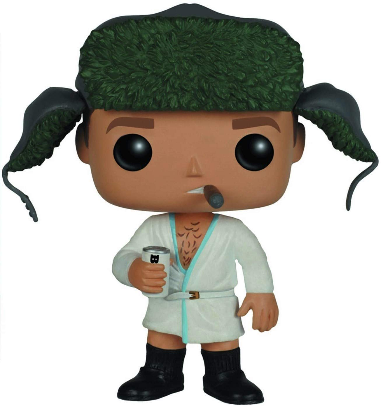 Vinyl Figure Holidays: Christmas Vacation Funko Pop Includes Compatible Pop Box Protector Case Cousin Eddie Pop