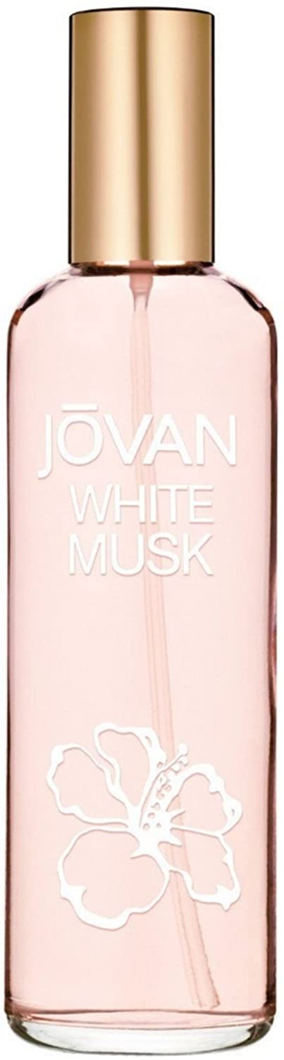 Jovan Women White Musk 2-Piece Cologne Spray