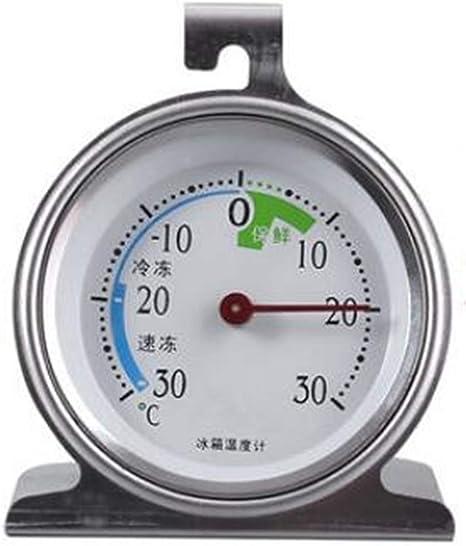 Higrometro Digital Termometro Higrometro Digital Relojes Jardin Hogar Refrigerador Termómetro Refrigerador Médico Refrigerador De Temperatura Y Humedad De Alta Precisión: Amazon.es: Bebé