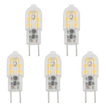 Review Bonlux 5-pack G6.35 LED